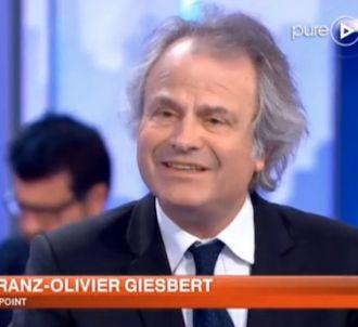 Franz-Olivier Giesbert considère 'faire partie des...