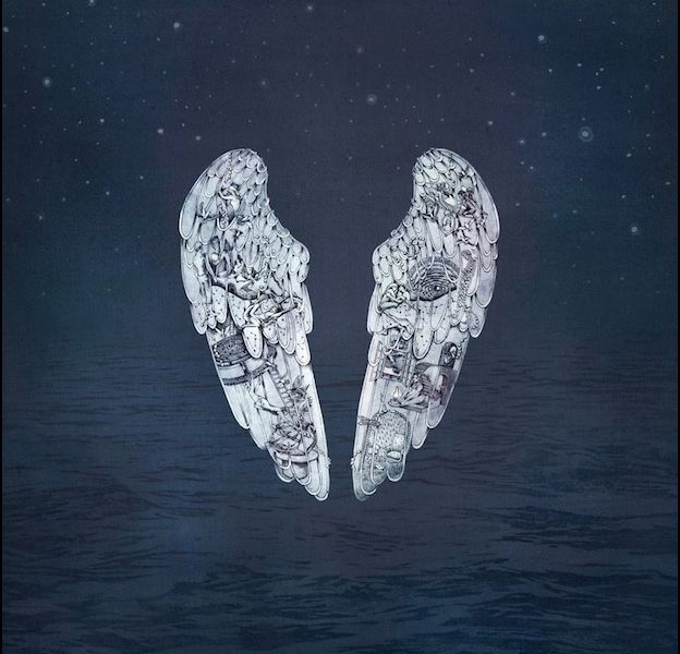 """1. Coldplay - """"Ghost Stories''"""