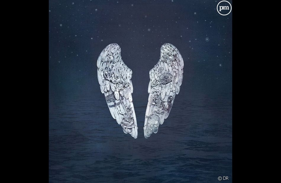 "1. Coldplay - ""Ghost Stories''"