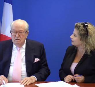 Nouveau dérapage pour Jean-Marie Le Pen.