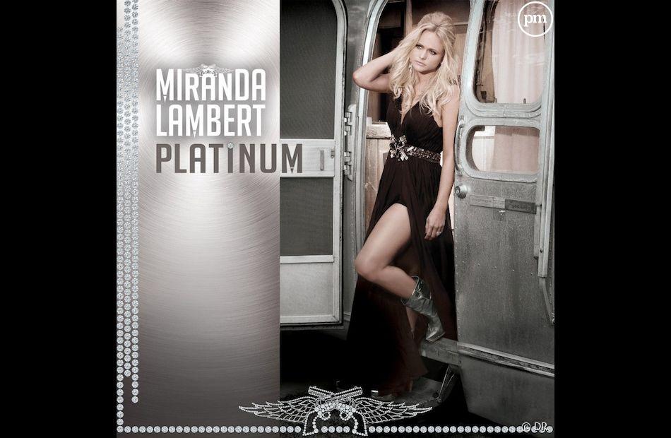 "1. Miranda Lambert - ""Platinum"""