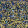 La Cérémonie d'ouverture de la Coupe du monde 2014