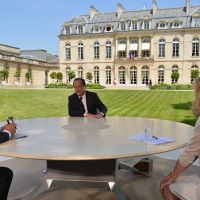 Première interview du 14 juillet pour Gilles Bouleau