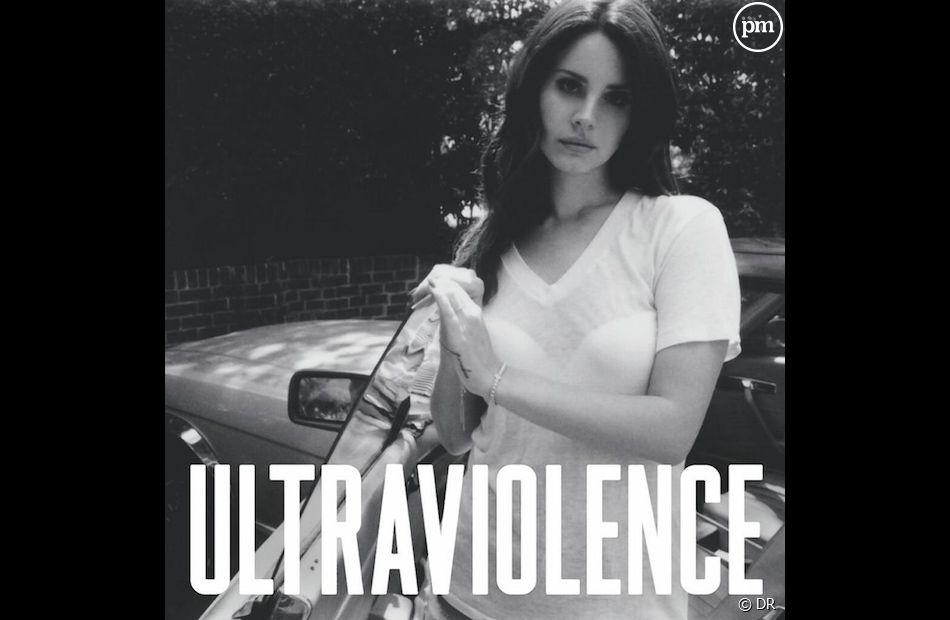 """1. Lana Del Rey - """"Ultraviolence"""""""