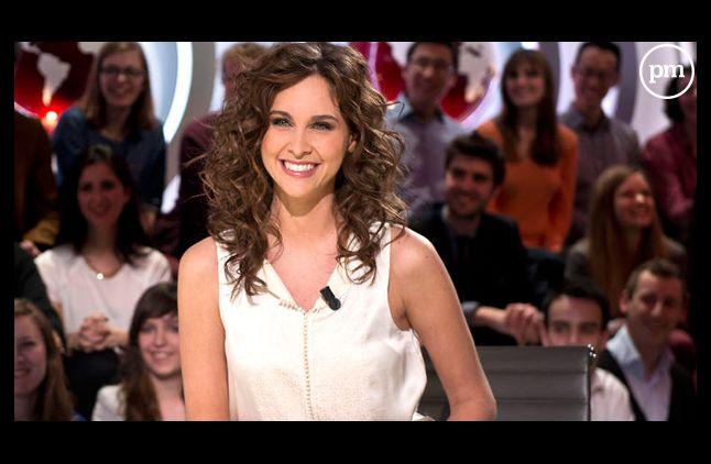 """Ophélie Meunier rejoint """"La Nouvelle Edition"""" sur Canal+ la saison prochaine."""