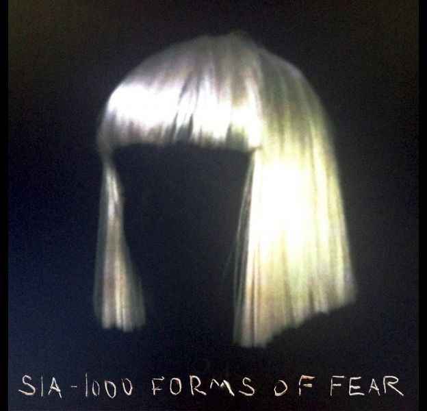 """1. Sia - """"1000 Forms of Fear"""""""
