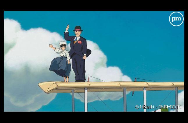 """""""Le Vent se lève"""" d'Hayao Miyazaki"""