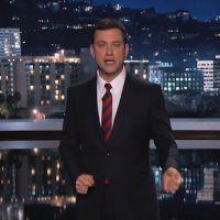 Jimmy Kimmel se moque des critiques après son sketch