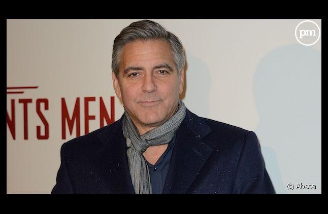 """George Clooney va réaliser un long métrage sur l'affaire """"News of the World"""""""