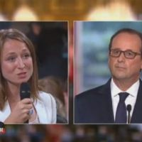 Conférence de François Hollande : l'improbable question