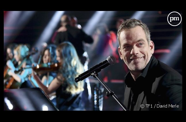"Garou ne participera pas à ""The Voice"" saison 4"