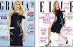 """La même robe Dior à la Une de """"Elle"""" et de """"Grazia"""" cette semaine"""