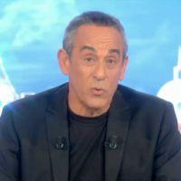 Thierry Ardisson présente ses excuses après une blague de mauvais goût sur