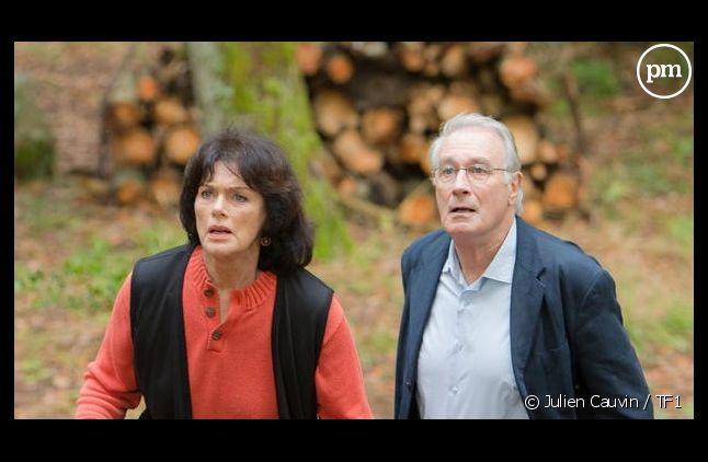 """Anny Duperey et Bernard Le Coq vont tourner la 12eme saison d'""""Une famille formidable"""""""