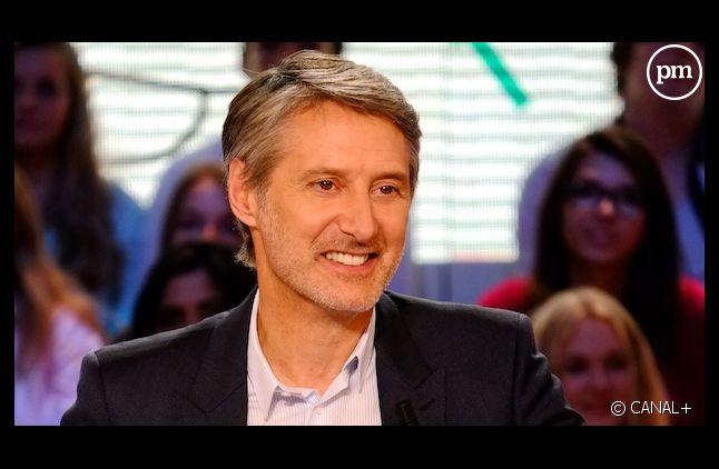 Antoine de Caunes évoque les critiques de Cyril Hanouna