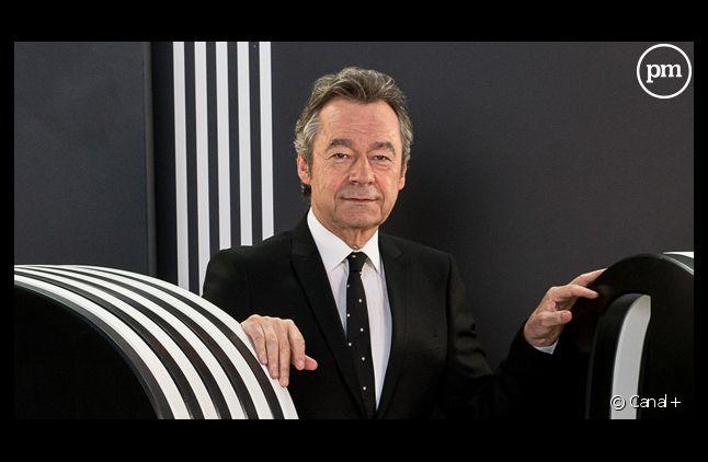 Michel Denisot fête les 30 ans de Canal+ à sa manière.