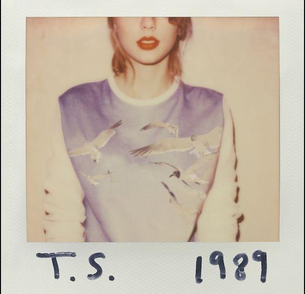 "1. Taylor Swift - ""1989"""