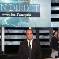François Hollande booste les soirées des chaînes info