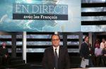 Les Français n'ont pas été convaincus par François Hollande sur TF1