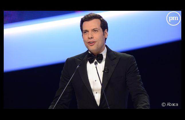 Laurent Lafitte, maître de cérémonie des 40 ans des César