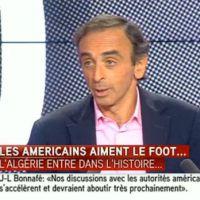 i-TELE interdit à Eric Zemmour de débattre avec François Fillon sur BFMTV