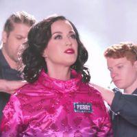 Katy Perry officialise sa participation au Super Bowl dans un spot délirant