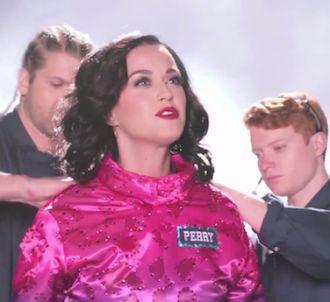 Katy Perry chantera bien à la mi-temps du Super Bowl