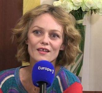 Vanessa Paradis sur Europe 1