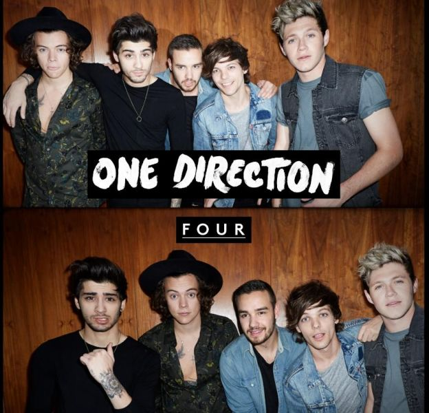 "1. One Direction - ""FOUR"""