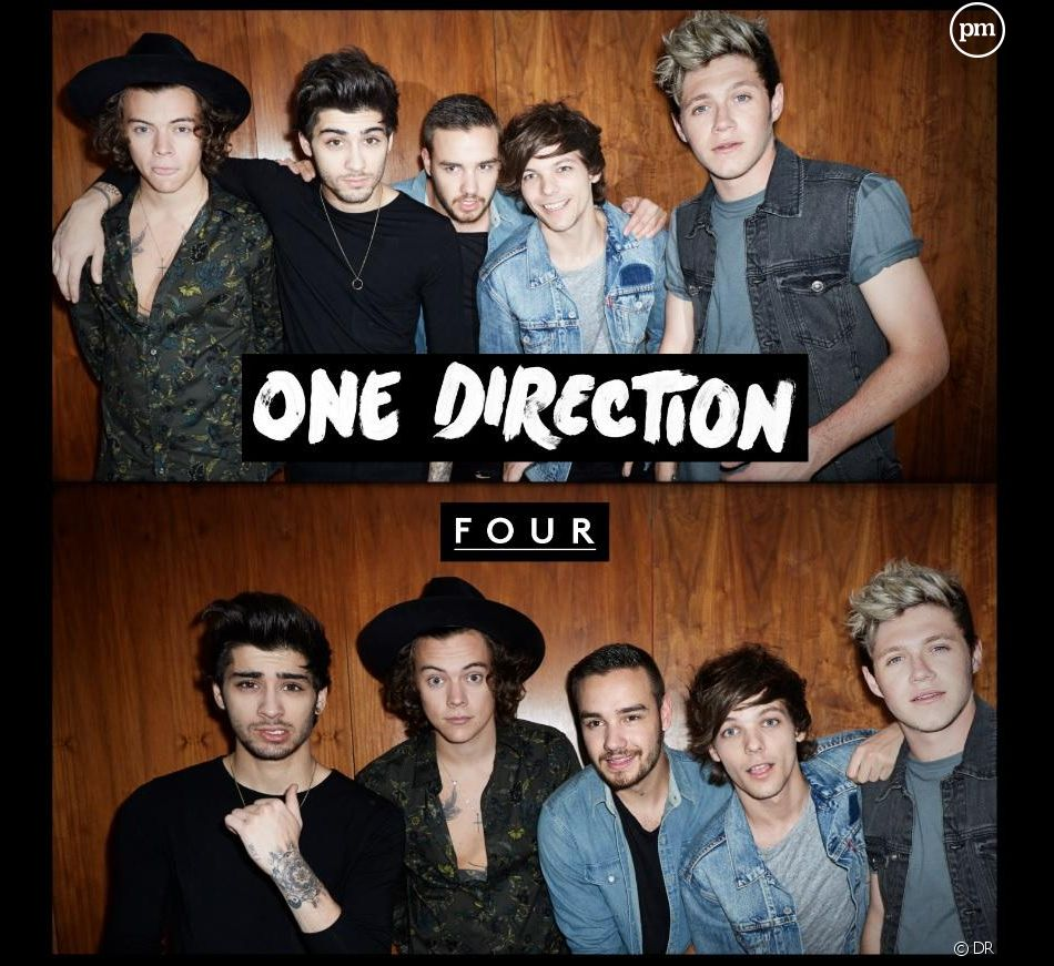 """1. One Direction - """"FOUR"""""""
