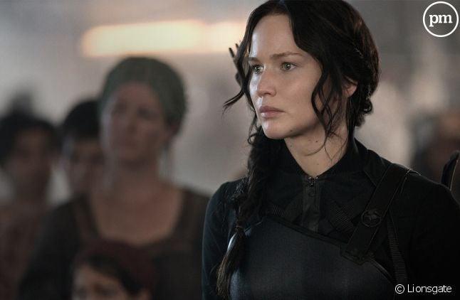 """""""Hunger Games : La Révolte - Partie 1"""" démarre en tête du box-office"""