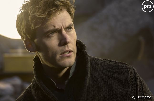 """Sam Claflin dans """"Hunger Games 3 : La Révolte (Partie 1)"""""""