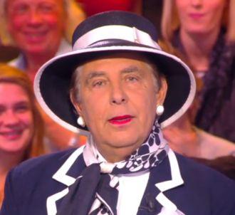 Jean-Pierre Foucault se déguise en Geneviève de Fontenay