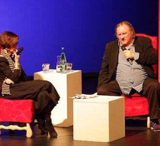 Gérard Depardieu revient sur l'incident de Bruxelles