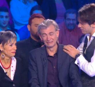 Gilles Verdez hypnotisé dans 'Touche pas à mon poste'