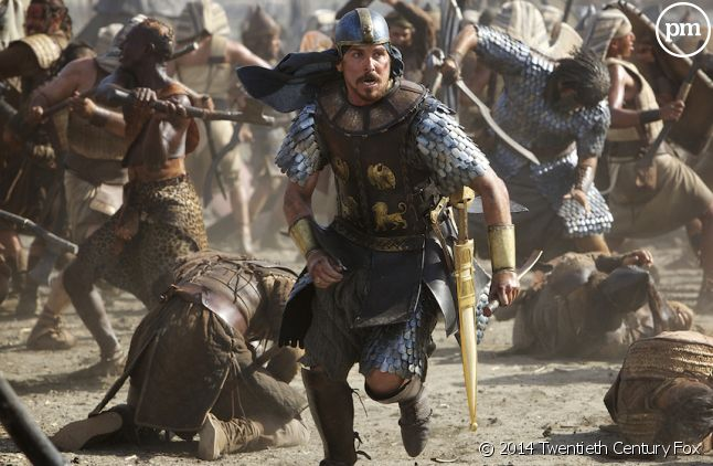 """Exodus: Gods and Kings"" démarre en tête du box-office US"