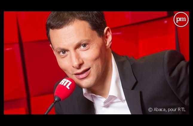Marc-Olivier Fogiel sur France 3 en 2015
