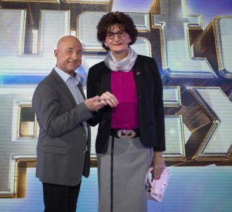 Lagaf et Maman dans 'Le Juste Prix' 2015