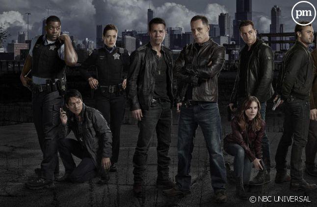 """Une saison 3 pour """"Chicago Police Department"""""""