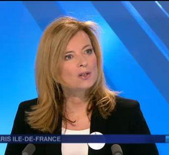 Valérie Trierweiler, dans le 19/20 de France 3.