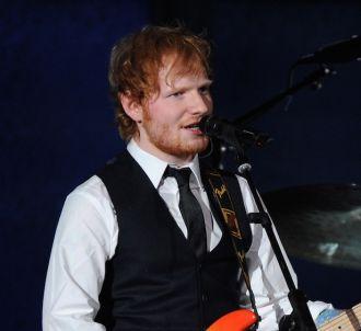 Ed Sheeran privé de numéro un