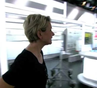 Nathalie Rihouet en retard dans 'Télématin'