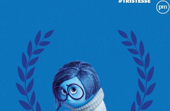 Les affiches de Vice-Versa spéciale festival de Cannes.