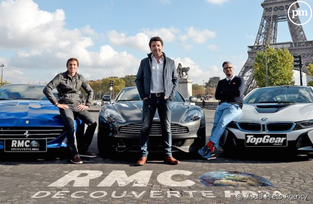 "Bon bilan pour ""Top Gear France"""