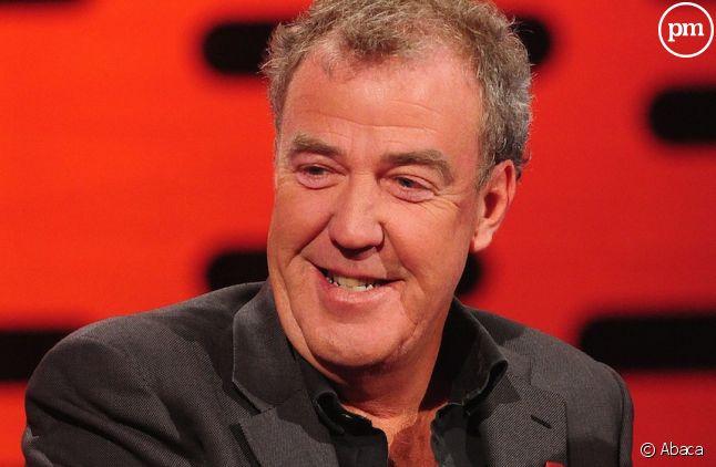 """Jeremy Clarkson, l'animateur de """"Top Gear"""""""