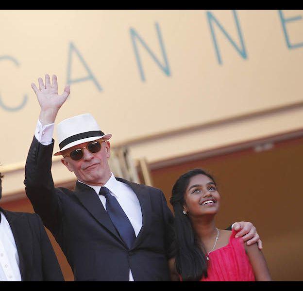"""Jacques Audiard a décroché la Palme d'or pour """"Deephan"""""""