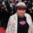 Agnès Varda décroche une palme d'honneur