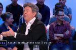 """Jean-Luc Mélenchon à Jean-Michel Aphatie : """"Vous êtes passé de mode !"""""""
