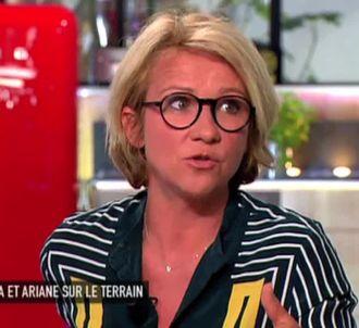 Ariane Massenet estime que 'Le Grand Journal' aurait dû...