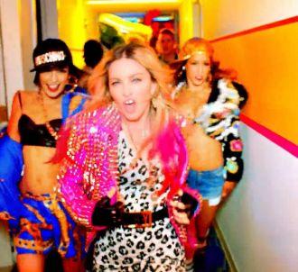 'Bitch I'm Madonna', nouveau clip de Madonna.